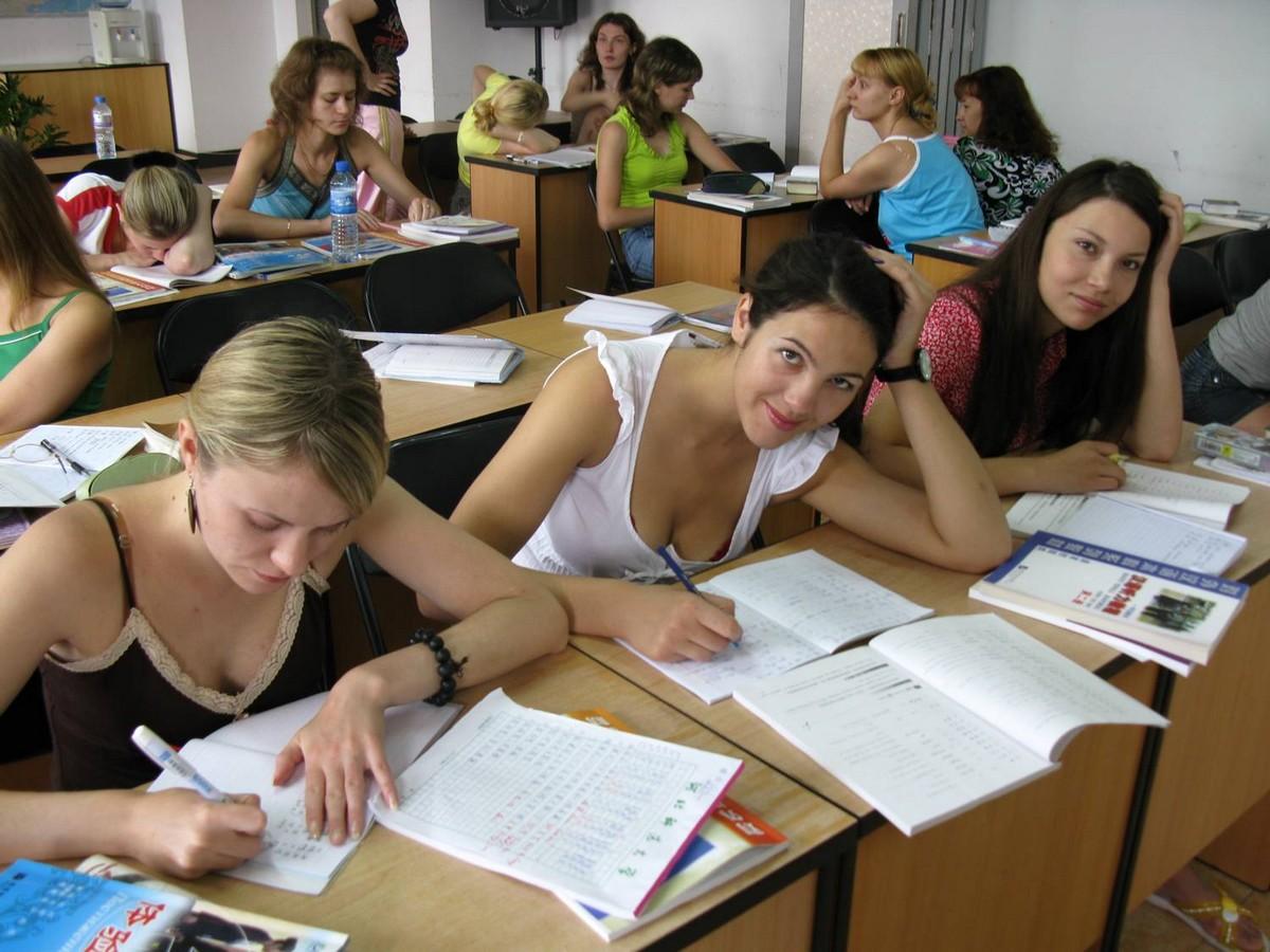 Студентка дала учителю, Студентка дала бывшему учителю смотреть порно 12 фотография