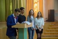 Ежегодное заседание Совета Обучающихся ЧИ БГУ прошло 10 октября