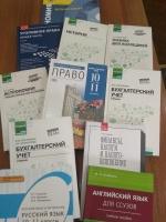 В читальном зале библиотеки ЧИ БГУ прошла выставка новой литературы